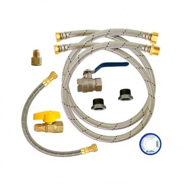Paquete para instalaci n de calentador de paso instant neo for Instalacion calentador gas