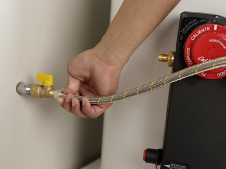 Cómo instalar un boiler de depósito de gas residencial | Coflex México